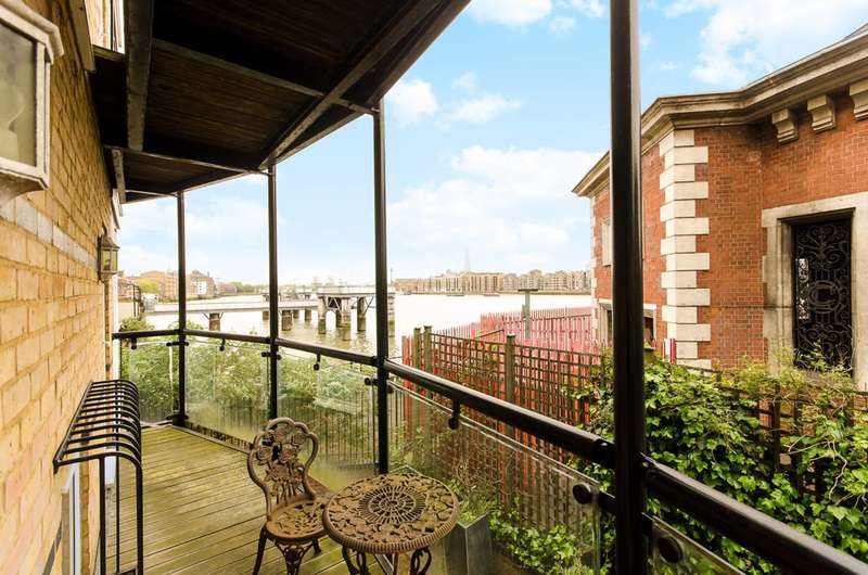 2 Bedrooms Flat for sale in Octagon Court, Rotherhithe, SE16