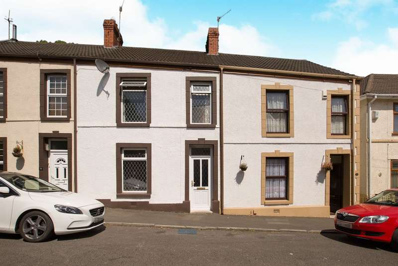 3 Bedrooms Terraced House for sale in Harry Street, Morriston, Swansea
