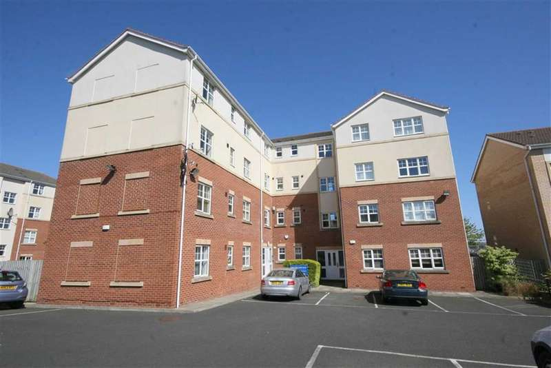 2 Bedrooms Flat for sale in Chirton Dene Quays, North Shields, Tyne & Wear, NE29