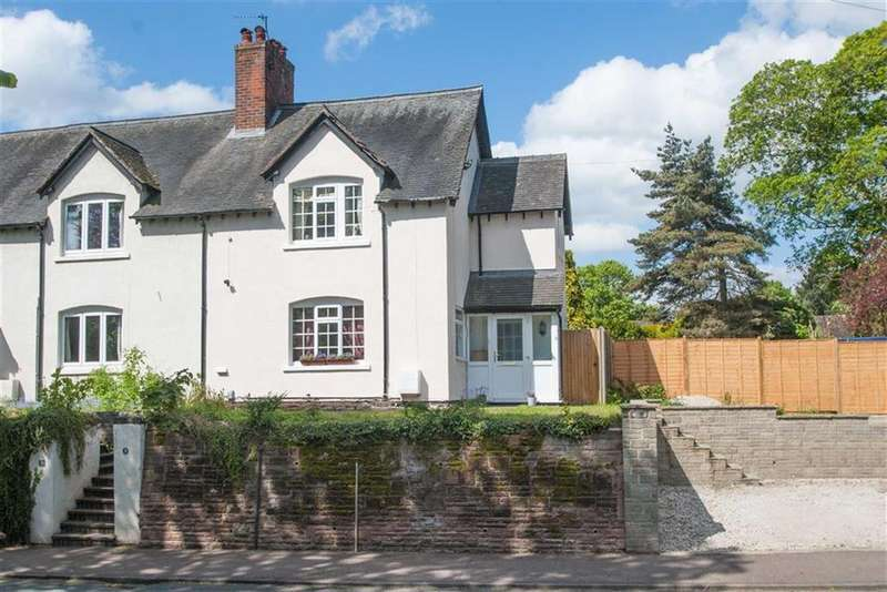 3 Bedrooms Semi Detached House for sale in Brownsfield Road, Lichfield, Staffordshire