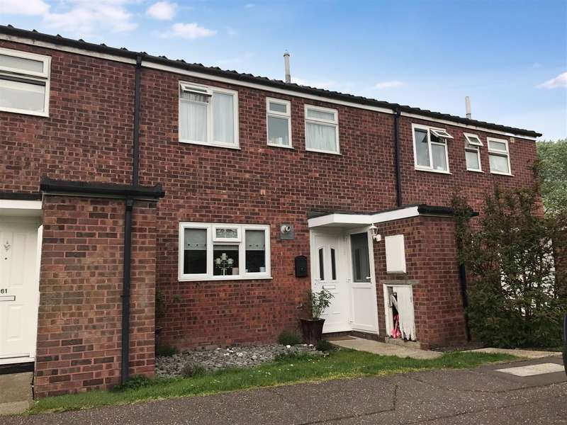 3 Bedrooms Terraced House for sale in Bourne Avenue, BASILDON, SS15