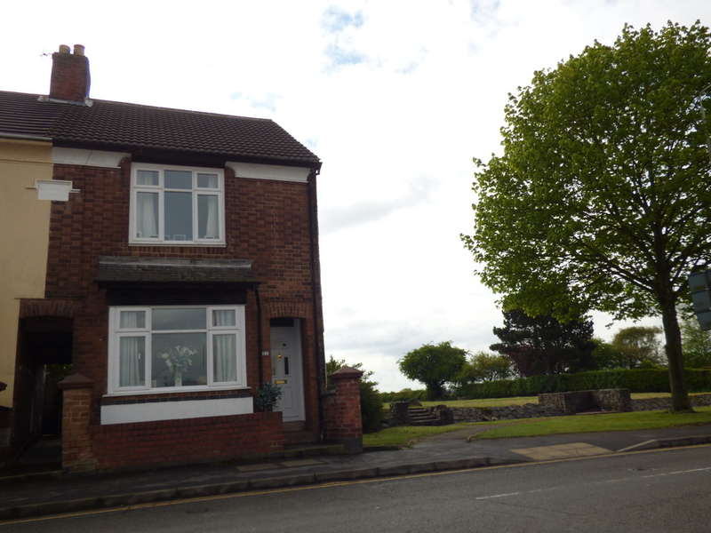 3 Bedrooms Semi Detached House for sale in Hermitage Road, Whitwick