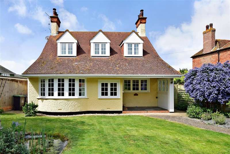 3 Bedrooms Cottage House for sale in Reculver Road, Herne Bay, Kent