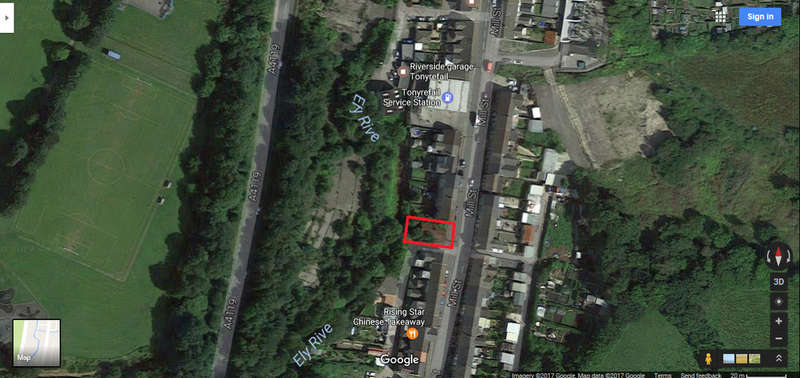 Land Commercial for sale in Mill Street , Tonyrefail