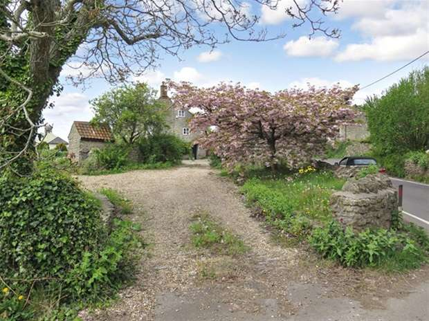 4 Bedrooms Land Commercial for sale in Roughmoor Lane, Westbury-sub-Mendip, Wells