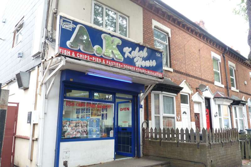 Cafe Commercial for sale in Somerset Road, Birmingham, B20