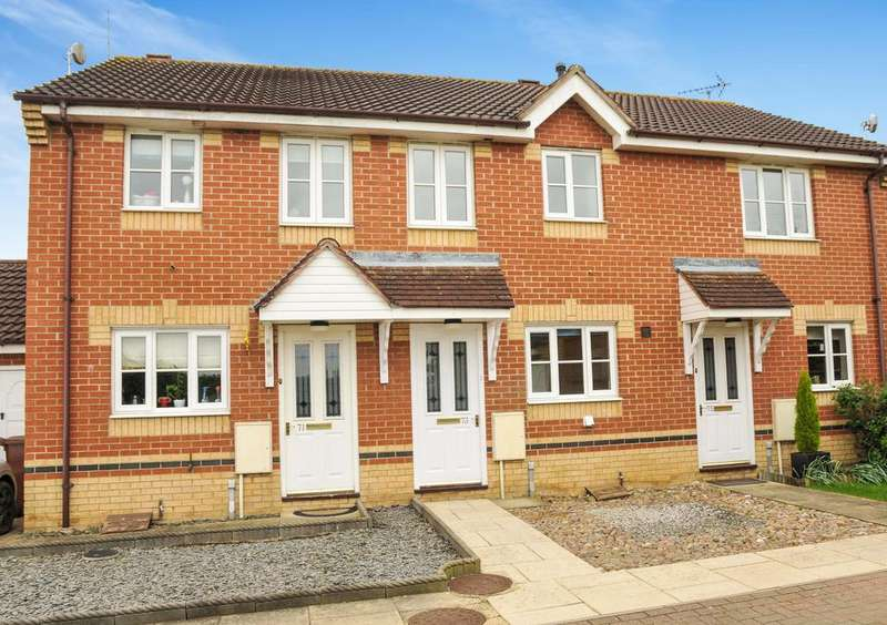 2 Bedrooms Town House for sale in Peterborough PE2