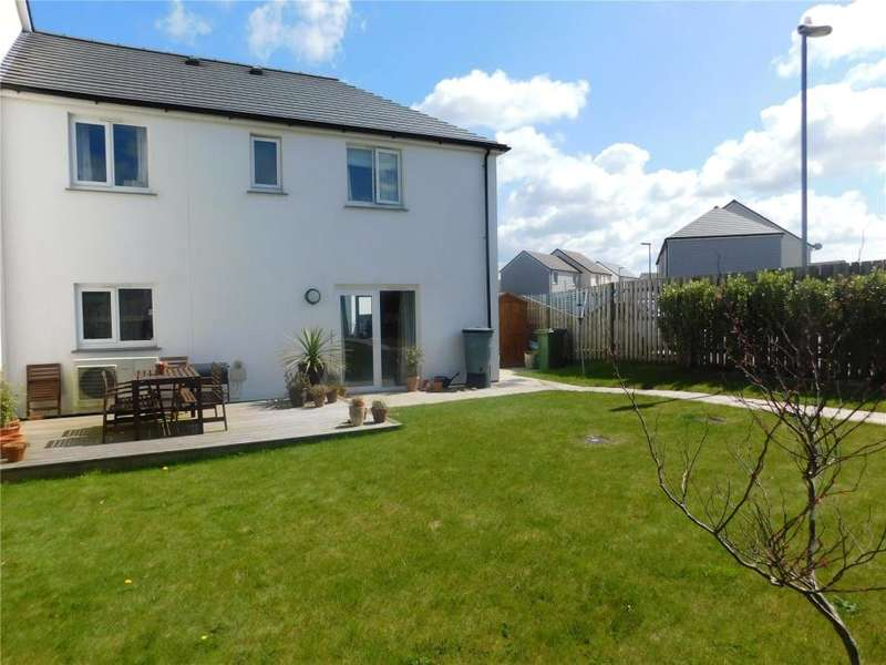 2 Bedrooms Semi Detached House for sale in Peal Drive, Carbis Bay, St. Ives