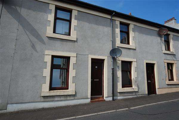 1 Bedroom Flat for sale in Wellpark Road, Saltcoats