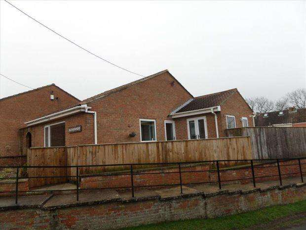 2 Bedrooms Detached Bungalow for sale in WEST PARK LANE, SEDGEFIELD, SEDGEFIELD DISTRICT