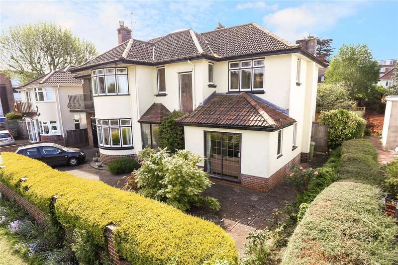 5 Bedrooms Detached House for sale in Beach Road West, Portishead, Bristol, BS20