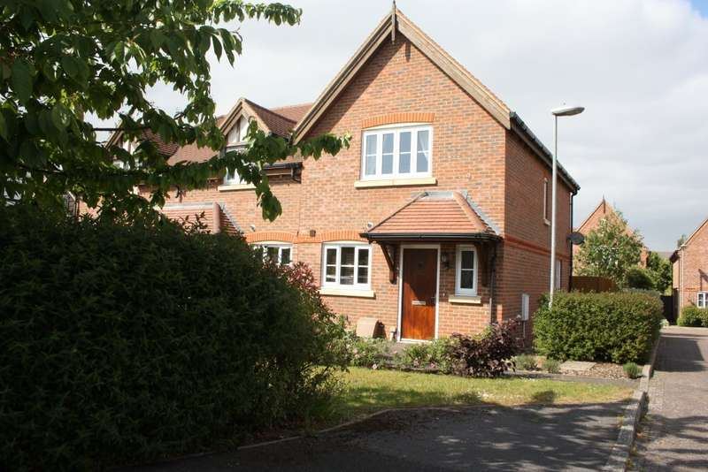 2 Bedrooms End Of Terrace House for sale in Matthews Close, Earley, Reading, RG6