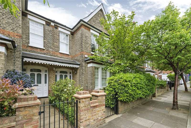 4 Bedrooms Semi Detached House for sale in Carlton Road, East Sheen, London, SW14