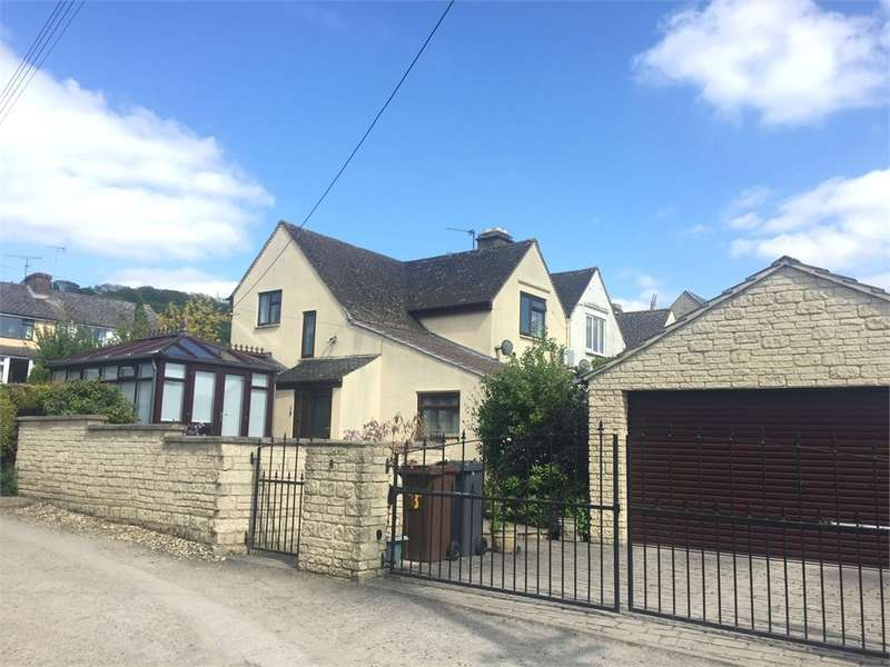 3 Bedrooms Semi Detached House for sale in Storrington Place, Storrington Road, Stonehouse, Gloucestershire
