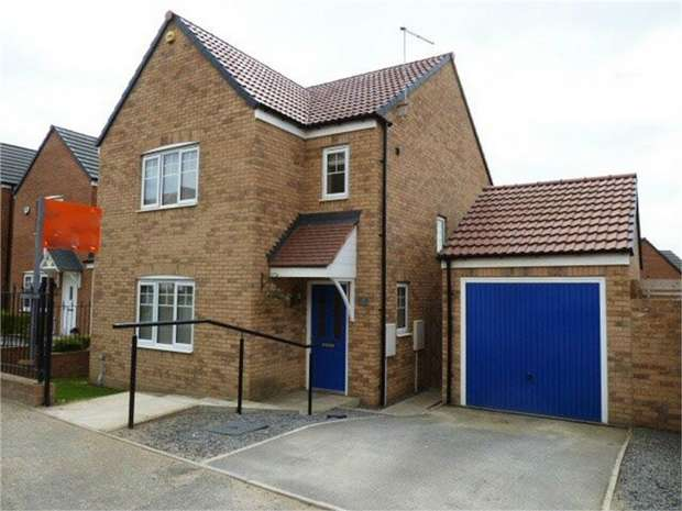 3 Bedrooms Detached House for sale in Lockwood Avenue, Birtley, Chester le Street, Tyne and Wear