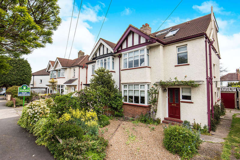 4 Bedrooms Semi Detached House for sale in Kingsmead Avenue, Surbiton, KT6
