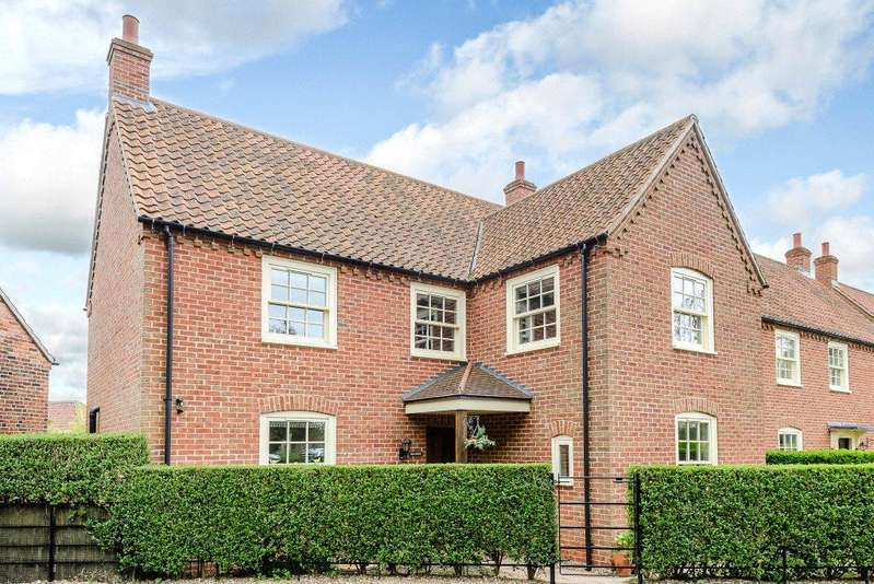 3 Bedrooms Detached House for sale in Hailwood, Kennel Lane, Doddington, Lincoln, LN6