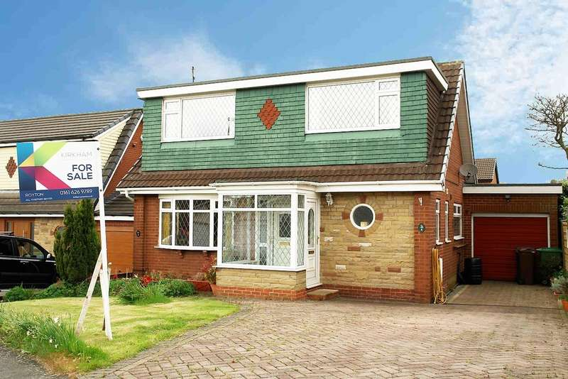 4 Bedrooms Detached House for sale in 4 Kirkdale Drive, Royton, Oldham