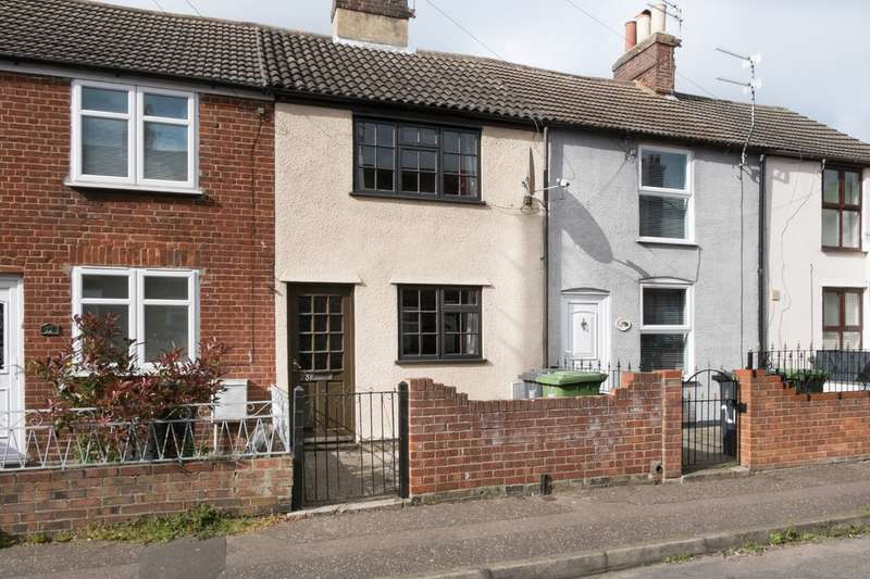 2 Bedrooms Terraced House for sale in Stanley Road, Great Yarmouth