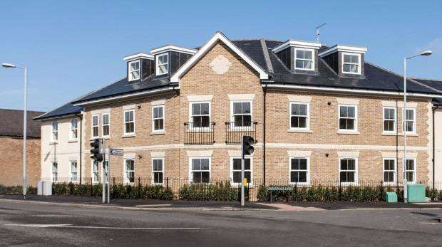 2 Bedrooms Apartment Flat for sale in Bell Court, 42 Oak Lane, Windsor