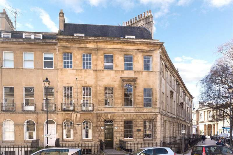 5 Bedrooms Unique Property for sale in Johnstone Street, Bath, Somerset, BA2