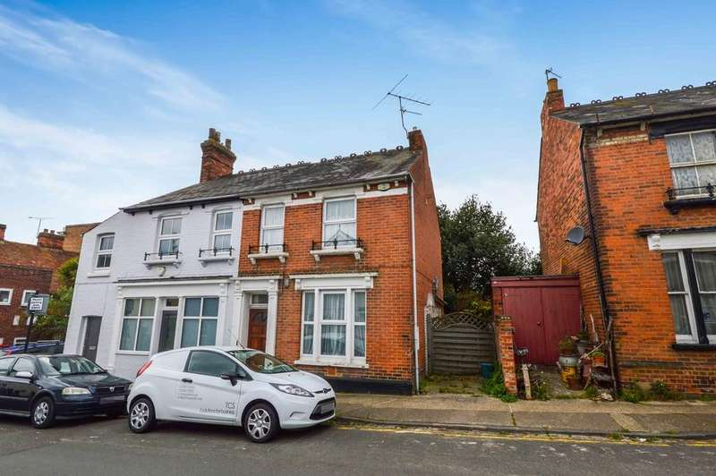 3 Bedrooms Semi Detached House for sale in Rawstorn Road, Colchester
