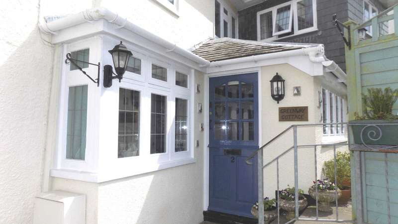 2 Bedrooms Semi Detached House for sale in Greenaway, Kingsand