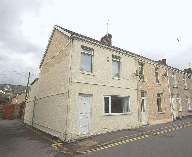 3 Bedrooms End Of Terrace House for sale in 18 The Ropewalk, Neath, SA11 1EW