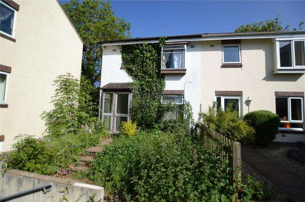 3 Bedrooms Semi Detached House for sale in Holbeam Close, Newton Abbot, Devon