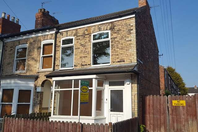 3 Bedrooms End Of Terrace House for sale in 153 St Georges Road, Hull HU3 3PX. Well presented 3 bed end terraced property.