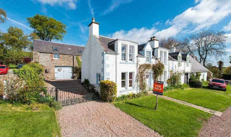 5 Bedrooms House for sale in The Flatt, Midlem, Selkirk, Scottish Borders, TD7