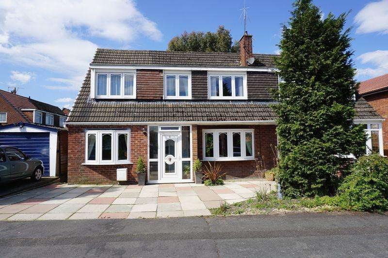 4 Bedrooms Semi Detached House for sale in Kenilworth Drive, Hazel Grove
