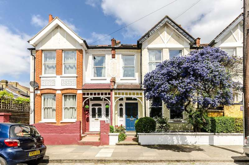 5 Bedrooms Terraced House for sale in Welham Road, Furzedown, SW16