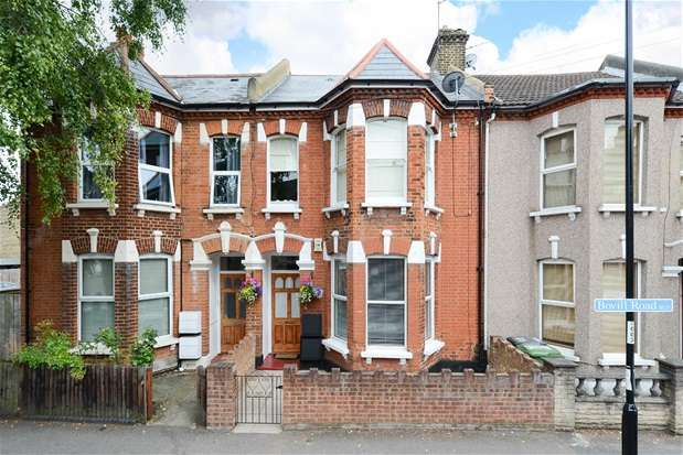 2 Bedrooms Flat for sale in Bovill Road, Forest Hill