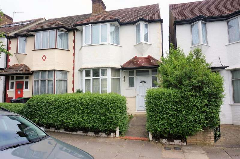 3 Bedrooms Semi Detached House for sale in Fortis Green Avenue, East Finchley, London N2