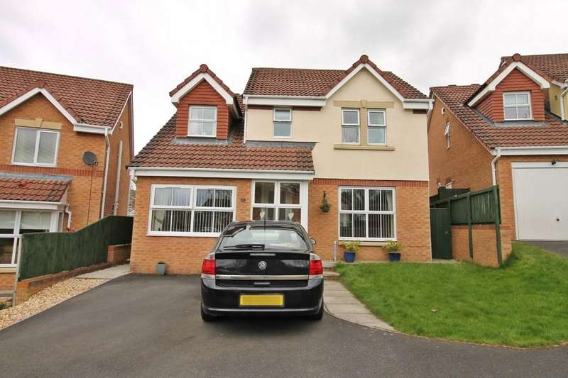 4 Bedrooms Detached House for sale in Valley Drive, Carlisle