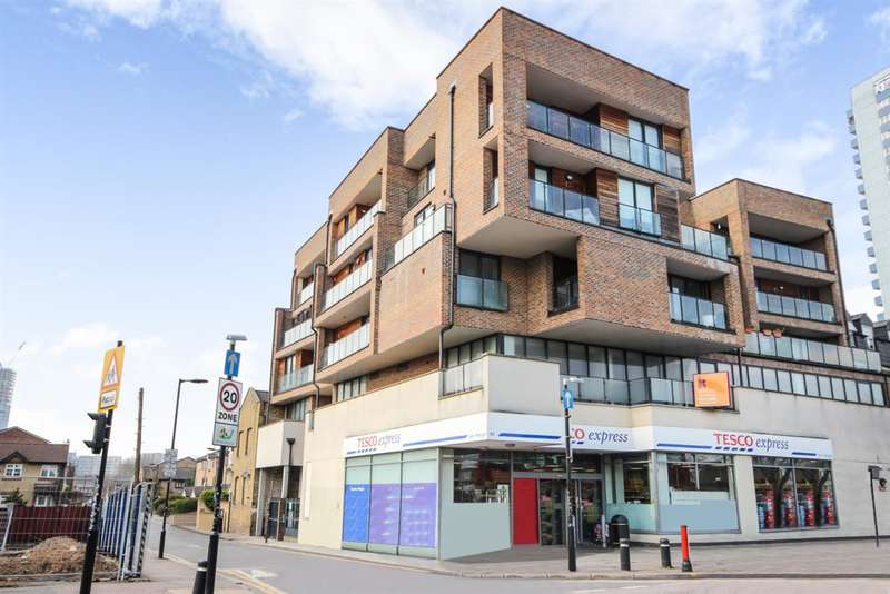 1 Bedroom Apartment Flat for sale in Maryland Street, London