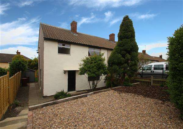 3 Bedrooms Semi Detached House for sale in Attlee Avenue, Havercroft