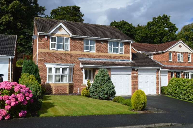 4 Bedrooms Detached House for sale in Graythwaite, Chester Le Street, DH2