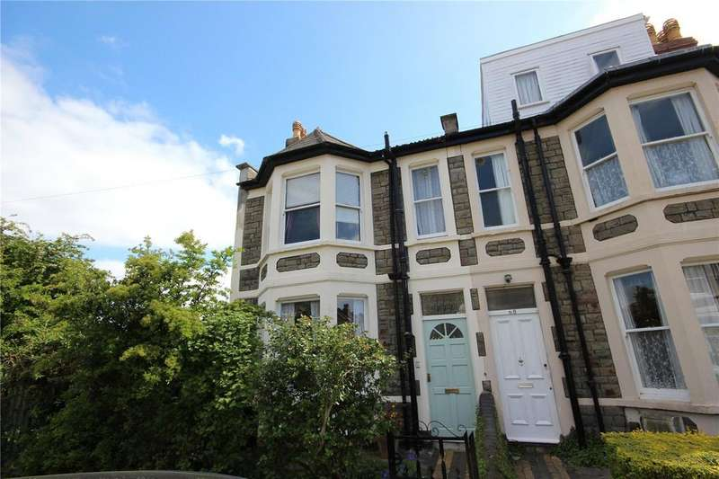 3 Bedrooms Terraced House for sale in Monk Road, Bishopston, Bristol, BS7