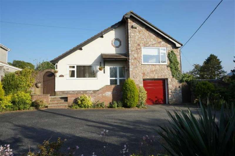 4 Bedrooms Detached House for sale in Abergele Road, Llanrwst, Conwy