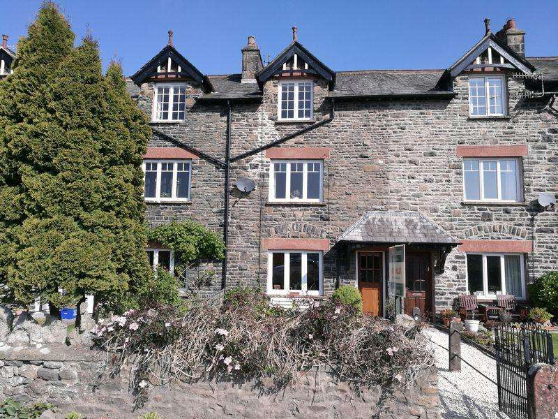 4 Bedrooms Terraced House for sale in 14 Guldrey Terrace, Sedbergh