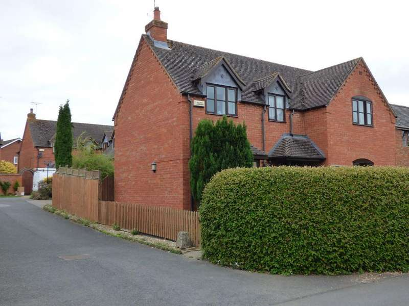 4 Bedrooms Detached House for sale in Green Lane Close, Shipston On Stour