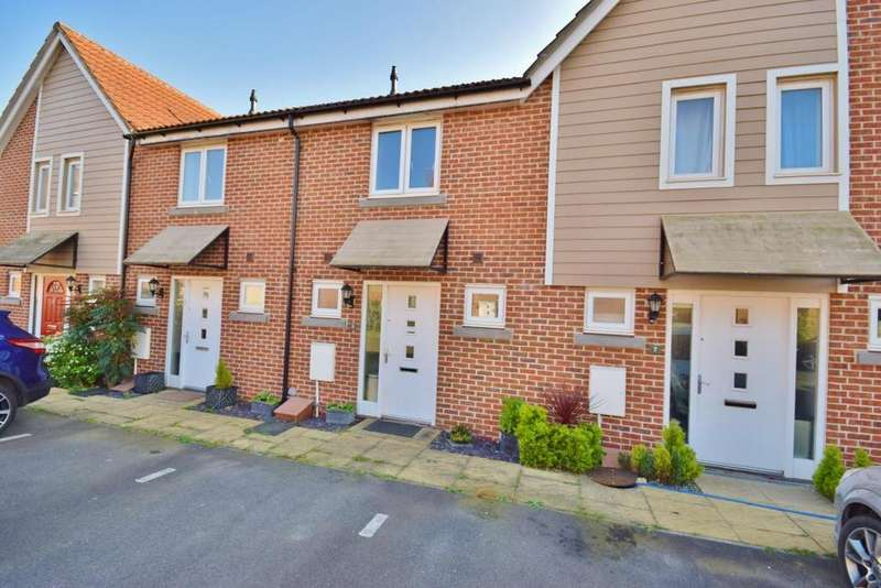 2 Bedrooms Terraced House for sale in Marnel Park, Basingstoke, RG24