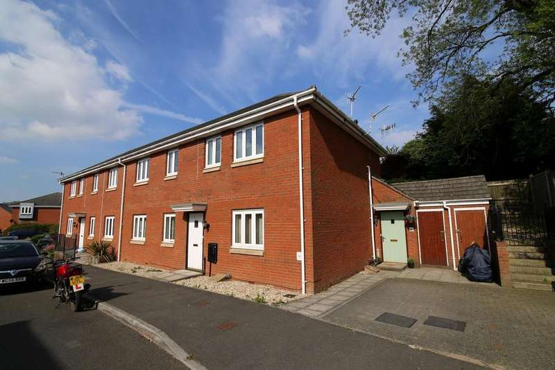2 Bedrooms Flat for sale in Oakfields, Tiverton