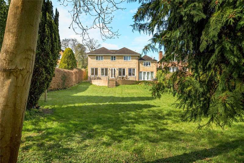 5 Bedrooms Detached House for sale in Hurst Rise Road, Oxford, Oxfordshire, OX2