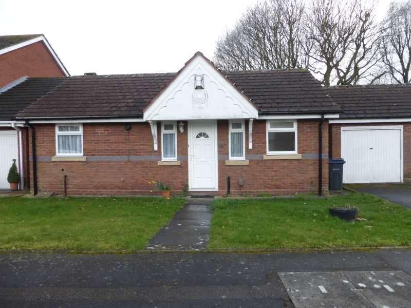 2 Bedrooms Bungalow for sale in Brockhurst Drive, Hall Green, Birmingham.B28