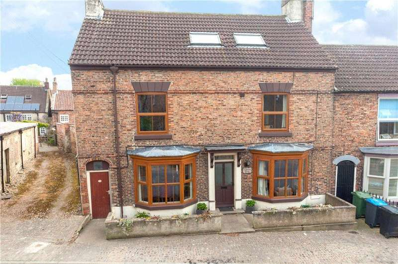 5 Bedrooms Unique Property for sale in Cameron House, Church Street, Topcliffe, Thirsk