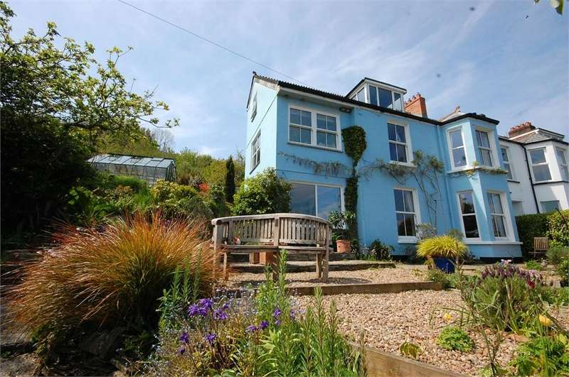 5 Bedrooms End Of Terrace House for sale in River View, Golant, FOWEY, Cornwall