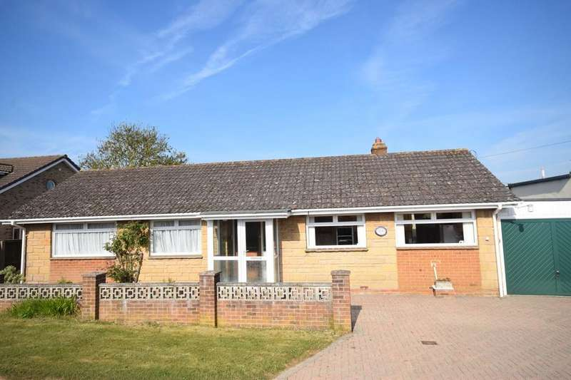 3 Bedrooms Detached Bungalow for sale in Staplers Road, Newport